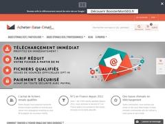 fichier email c'est acheter base email - Mannuaire.net