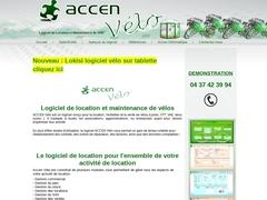 Accen Vélo - Logiciel de Location et Maintenance de Vélos