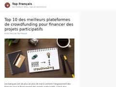 Top français