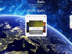 432Hz Radio : Eclectic Webradio Online 24/7