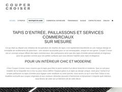 Paillasson - Couper Croiser - Mannuaire.net