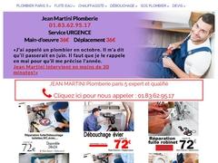 Dépannage canalisation Paris 5 - Mannuaire.net