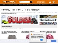 Cyclisme, Vélo, VTT : Chaussures, Maillot, Cuissard - ProDuSport.com