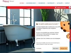 GEDIMAT MONTAGNATVGEDIMAT MONTAGNATV - Mannuaire.net
