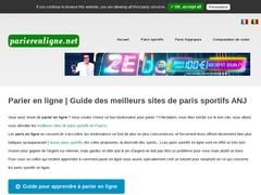 Parier en ligne - Mannuaire.net
