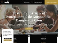 ISPN, centre de formations diplômantes à Caen