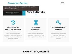 Artisan Serrurier pas cher à Carros - Mannuaire.net