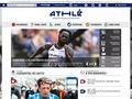 Site officiel de la Fédération Française d'Athlétisme