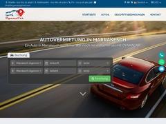 location voiture Marrakech - Mannuaire.net