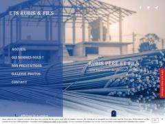ETS RUBIS ET FILS - Mannuaire.net