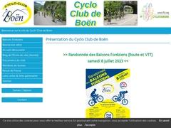 Cyclo Club de BOËN