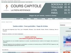 Groupe CAPITOLE - Mannuaire.net