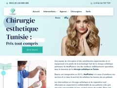 Chirurgie esthetique en Tunisie- clinique Pasteur - Mannuaire.net