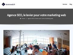 Levier-Web - Mannuaire.net