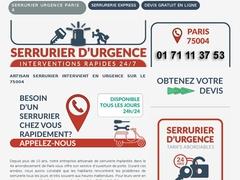 Expert en déblocage de Porte sur Paris 4 - Mannuaire.net