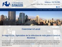 Couvreur à Laval