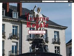 La Taverne Royale : brasserie centre-ville Nantes - Mannuaire.net
