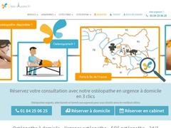 Ostéopathe à Fontainebleau 77300 - Mannuaire.net