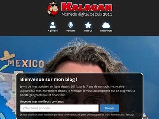 Kalagan.fr : le blog d'un digital nomad