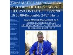 Grand MAITRE Aze pour résoudre vos problèmes - Mannuaire.net