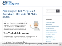 phmeter.eu - Mannuaire.net