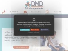 DMD Déménagement - Mannuaire.net
