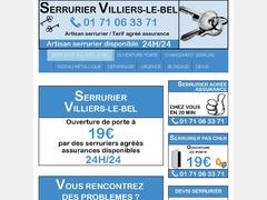 Dépannage serrurerie Villiers-le-Bel - Mannuaire.net