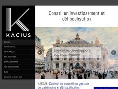 Kacius - Mannuaire.net