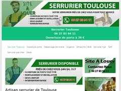Artisan serrurier d'urgence Toulouse - Mannuaire.net