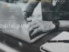 Agence marketing digital : Digital Bath - Mannuaire.net