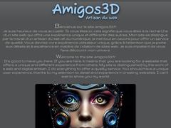 la galerie virtuelle d'Amigos3D