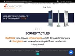 Location écran tactile - Mannuaire.net