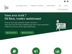 Jevendsmonlivre.com - Mannuaire.net