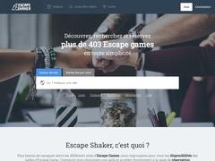 Escape Shaker - Mannuaire.net