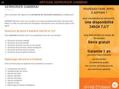 IST Dépannage Serrurerie - Serrurier Douai - Mannuaire.net