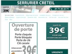 Artisan serrurier Créteil - Service 24H/24 - Mannuaire.net