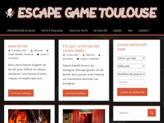 Escape Game ToulouseEscape Game Toulouse - Mannuaire.net