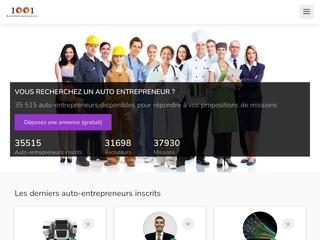 Annuaire auto entrepreneur
