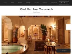 Riad Marrakech medina - Mannuaire.net