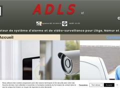 Alarmes sans fil et filaires ADLS