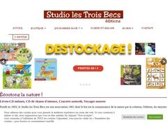 Studio les trois becs - Mannuaire.net