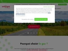 Bouteilles de gaz butane et propane Antargaz - Mannuaire.net