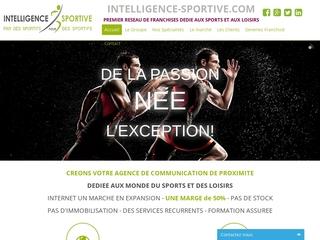 Franchise internet sport - INTELLIGENCE SPORTIVE