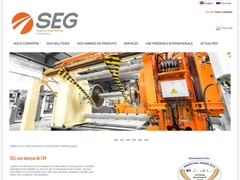 SEG - Sogema Engineering - Mannuaire.net