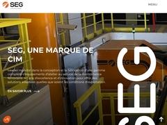 SEG - Sogema Engineering - Mannuaire.net