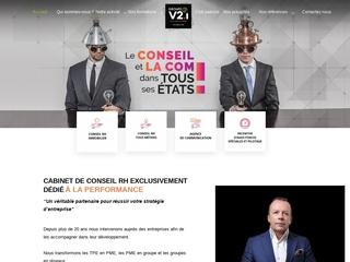 Vision2i : agence de communication et RH