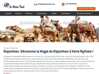 Voyage en inde, circuit palace du Rajasthan