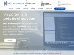 Netz Informatique - Mannuaire.net