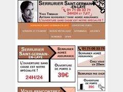 Changement de serrure Saint-Germain-en-Laye