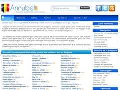 Annubel Annuaire généraliste Belge 100% GRATUIT